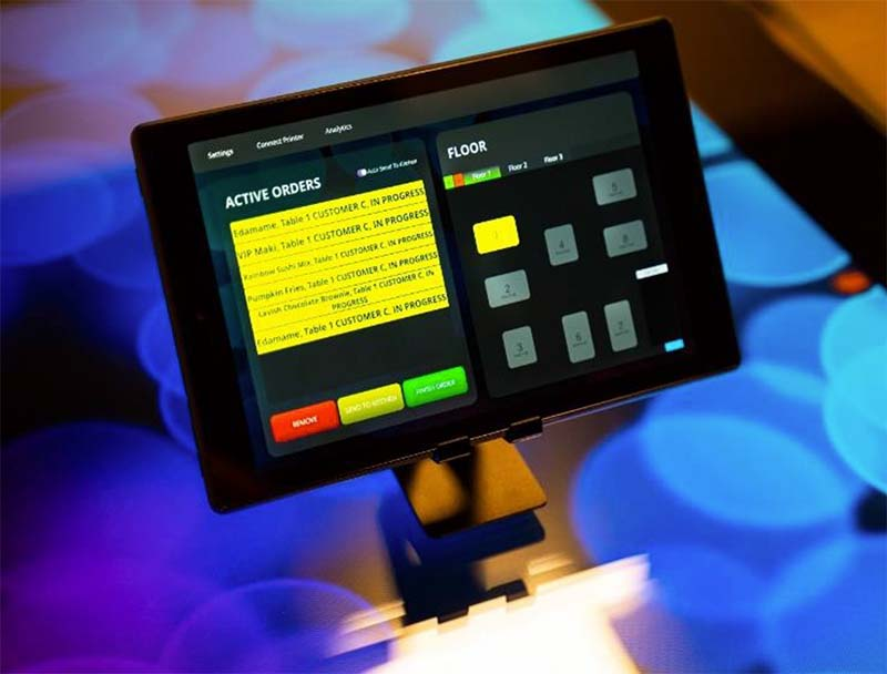 Smart Table POS System